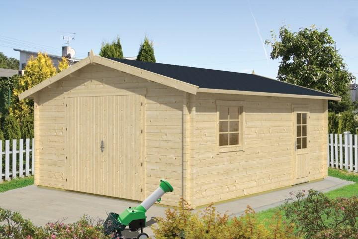 Garage Rydell XXL 58mm 470 x 530 cm