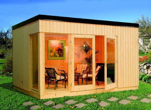 gartenhaus paris 453 x 330 cm iso gartenhaus shop. Black Bedroom Furniture Sets. Home Design Ideas